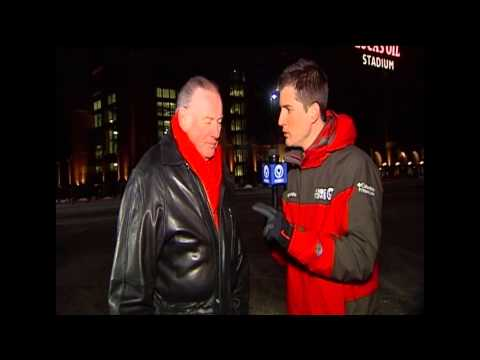 Johnny Kane and Len Dawson Chiefs Colts Playoff preview