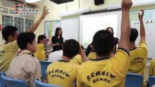 教學活用資訊科技   學生「閱讀悅Fun」