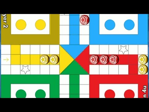 Ludo King 2 Players | Ludo Game In 2 Players | Ludo King | Ludo Gameplay #151