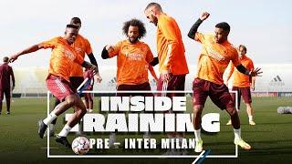 👊 Vini Jr., Marcelo, Benzema, Rodrygo and co. set for Inter Milan!