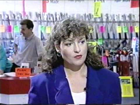 Unaired BBC Programme Feed 1994 (Business Daily ?)