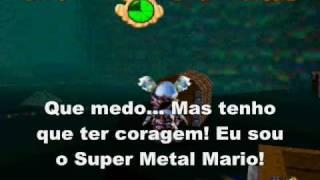 Super Metal Mario: The Curse of the Slider - Parte 3