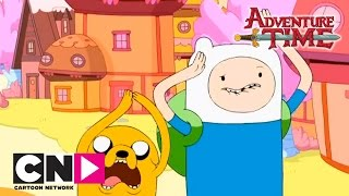What a Prank! | Adventure Time | Cartoon Network