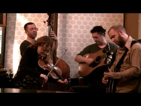 The Ragged Out String Band - Let Me Fall - Craft Beer Company London 2013