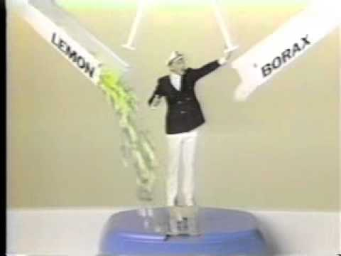 Ty-D-Bol with Lemon and Borax Commercial