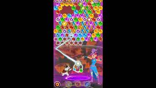 Bubble Witch 3 Saga Level 639 No Boosters