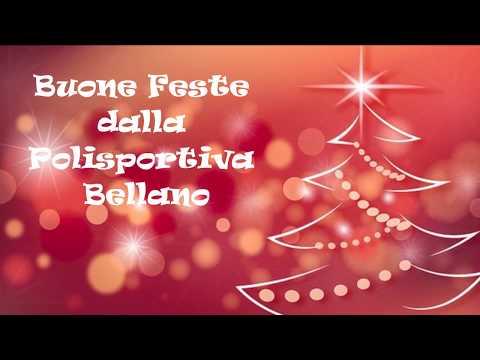 Buone Feste dalla Polisportiva Bellano