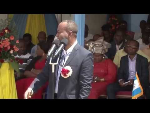 Speech by Hon. Hassan Joho during the Bursary Award on 28th May 2016 at ASK ShowGround.