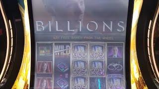 LIvE! Billions Slot upto MAX bet $30! Route 66 Casino Albuquerque!