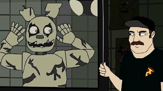 Пять ночей у Фредди 3 Анимация Мультик