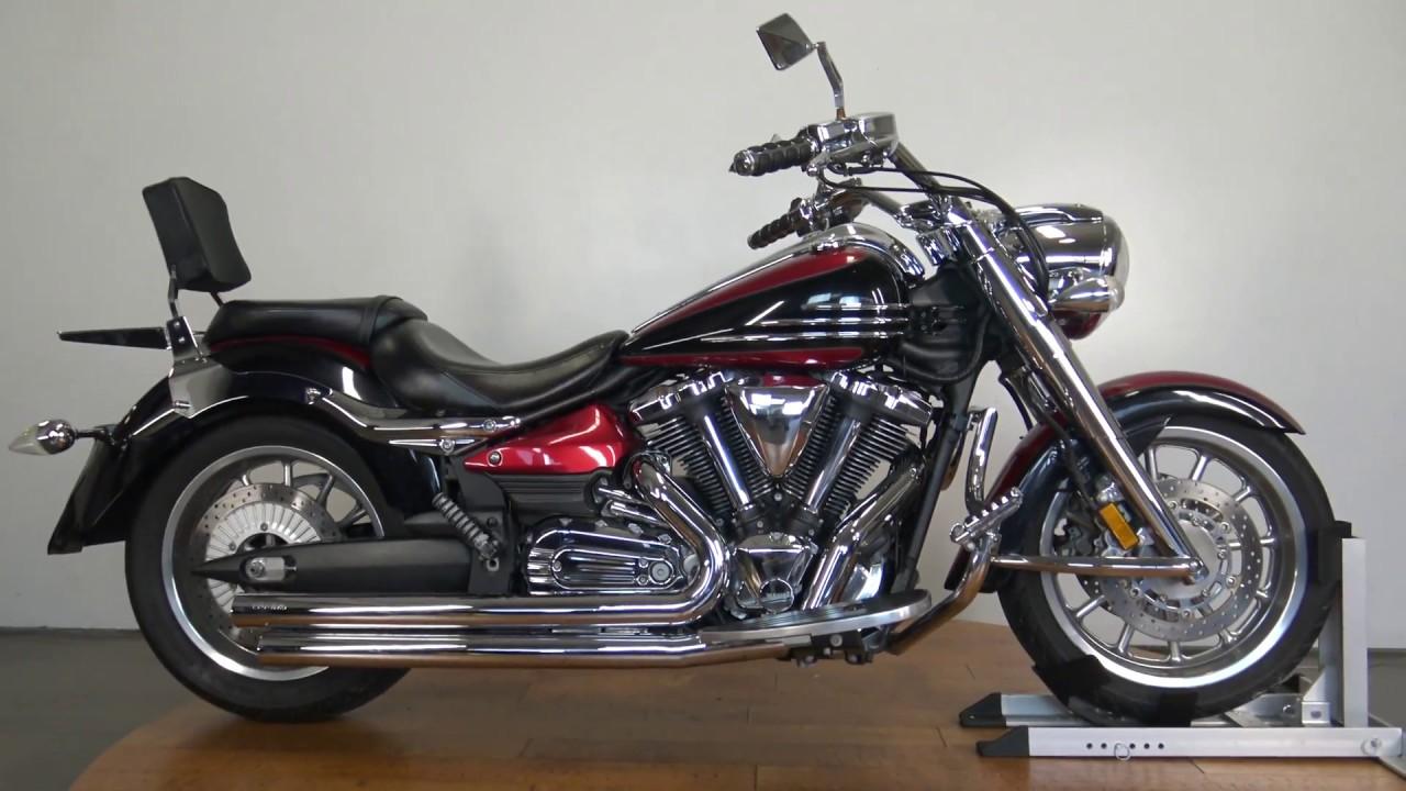 Yamaha Roadliner 1900cc Motorcycle