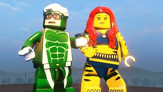 СВОБОДНАЯ ИГРА в LEGO Marvel's Avengers - Часть 3