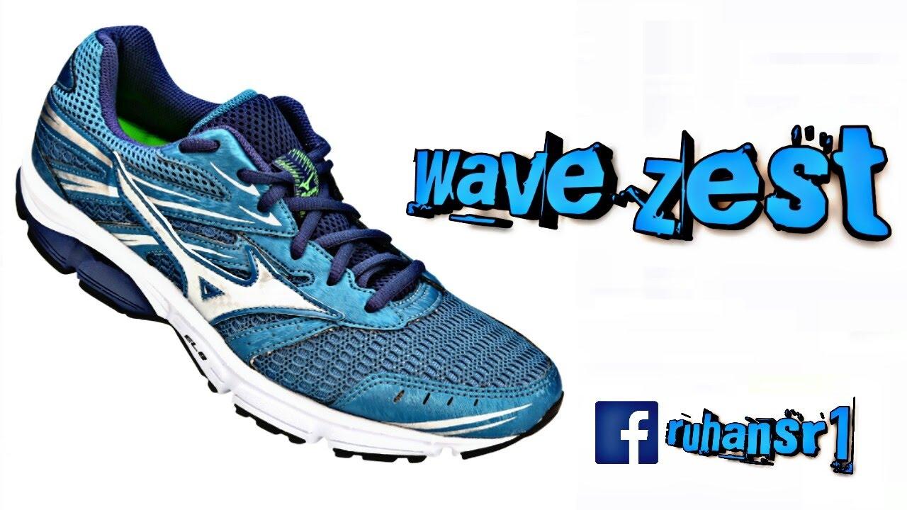 mizuno wave zest
