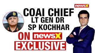 'Telecom Now Foundational Sector' | COAI Chief Kochhar Exclusive On NewsX | NewsX