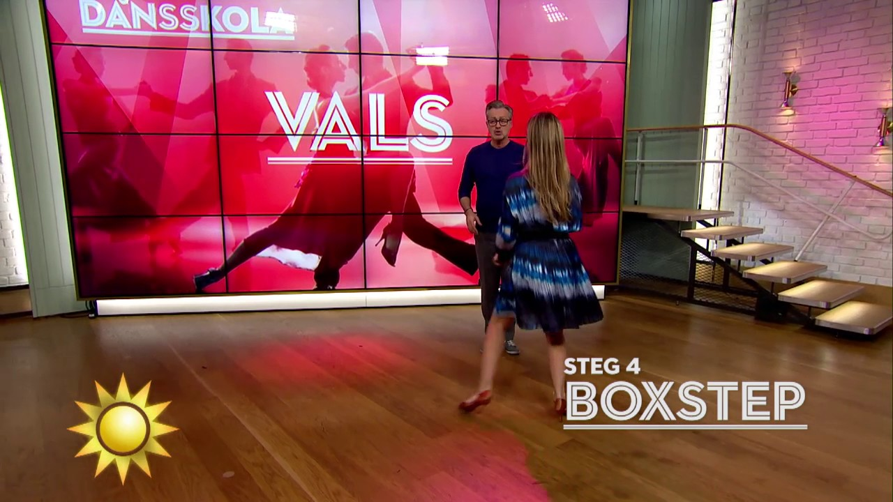 Download Lär dig dansa vals i Tony's dansskola! - Nyhetsmorgon (TV4)