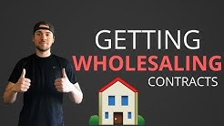 Where To Find the CONTRACTS for Wholesaling Houses