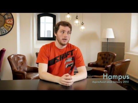 Hampus's AspireAssist Weight Loss Story