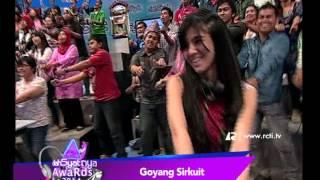 Download lagu Nominasi Goyangan Terdahsyat #dahSyatAwards2014 - Goyang Sirkuit