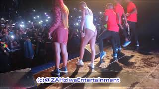 Babes Wodumo & Duma Ntando Jiva Phezu Kombhede Litest F_Ink Performance