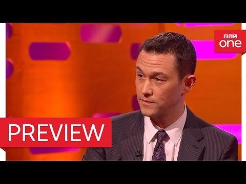 Joseph Gordon-Levitt on meeting Edward Snowden's parents - The Graham Norton Show 2016 - BBC One