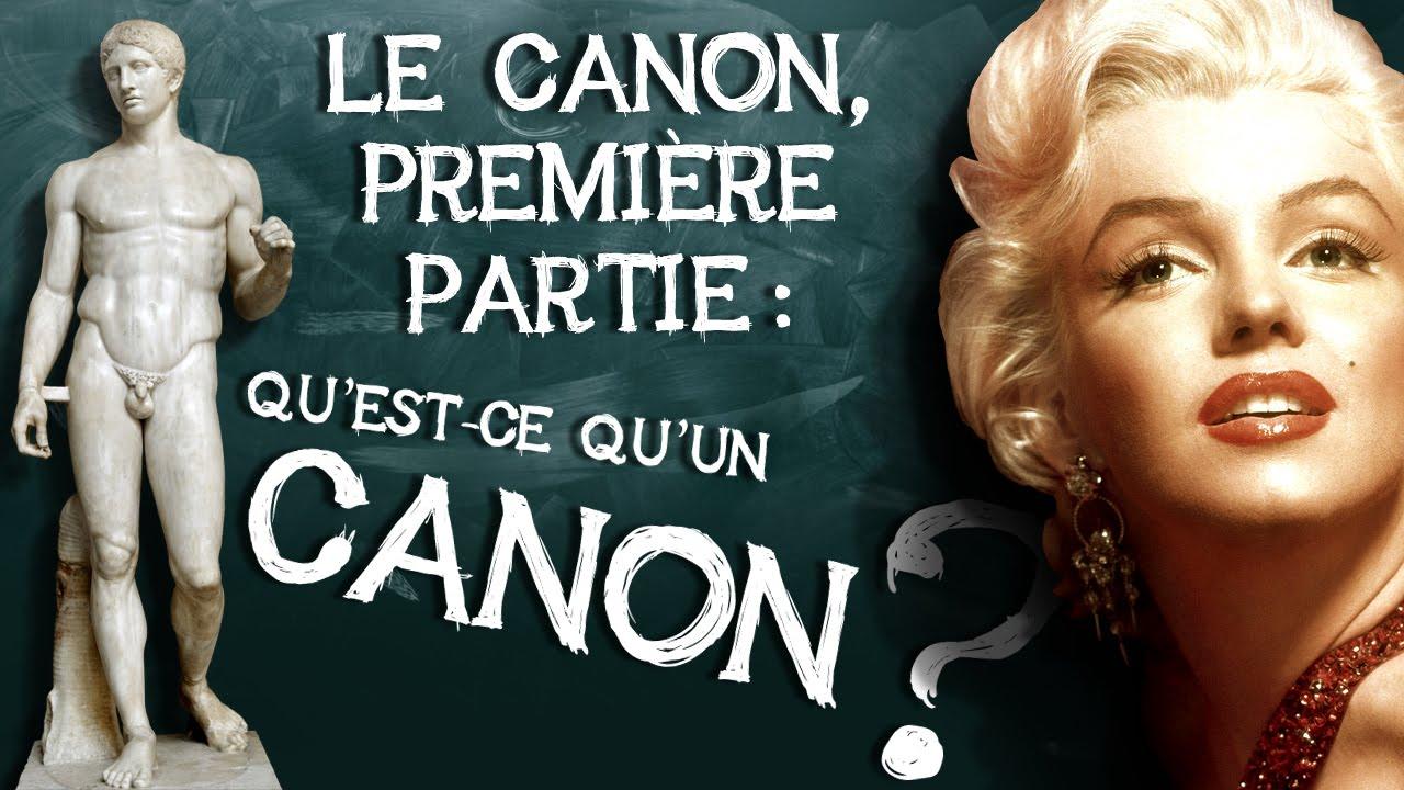 19 le canon premi re partie qu est ce qu un canon youtube - Qu est ce qu un cottage ...