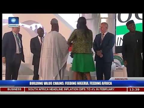 Building Value Chains Aimed At Feeding Nigeria,Africa Pt.6  Ogun Investors' Forum 