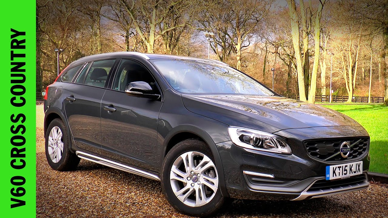 volvo v60 cross country review youtube. Black Bedroom Furniture Sets. Home Design Ideas