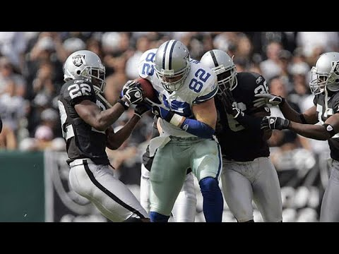 Jason Witten To Las Vegas Raiders Joins Darren Waller, Makes NFL's Most Dangerous TE Pair