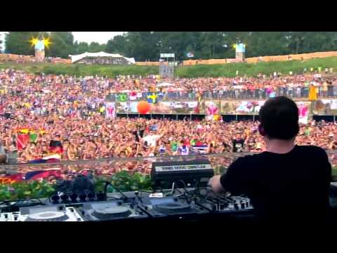 Hardwell Live - We'll Be Coming Back feat. Example