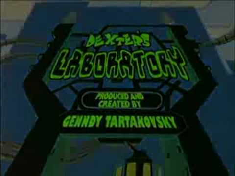 El laboratorio de Dexter (opening español latino)