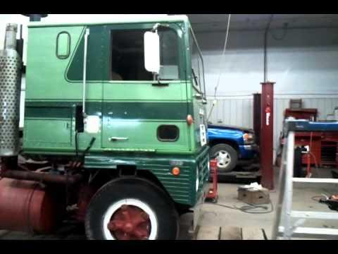 Cabover Trucks For Sale >> Dodge L1000 , LVT 1000 , LNT 1000 - YouTube