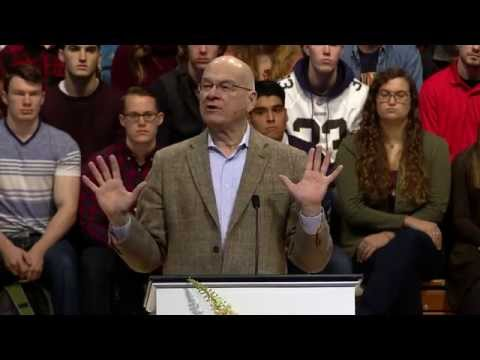 Tim Keller | Our Identity: The Christian Alternative to Late Modernity
