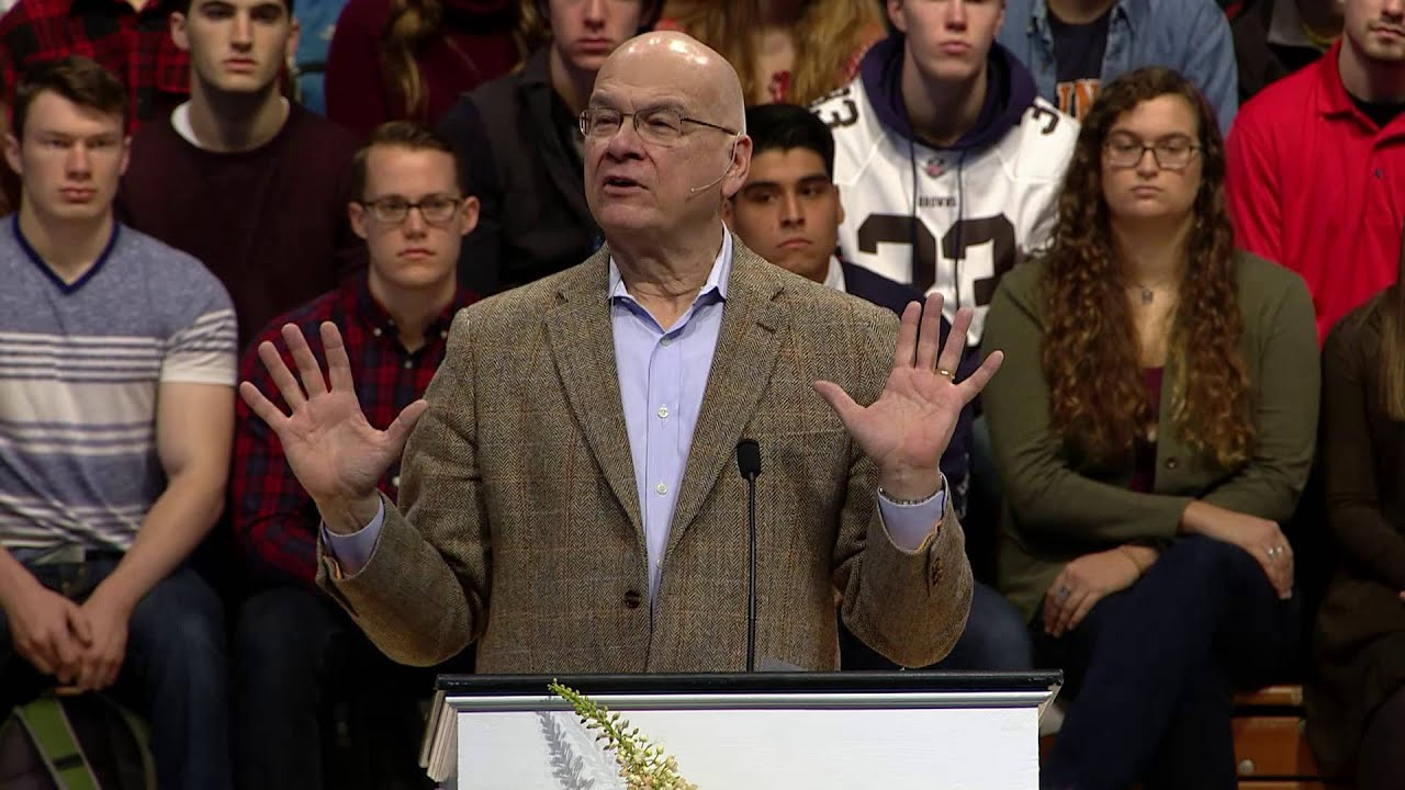 Tim Keller | Our Identity: The Christian Alternative to Late Modernity's Story (11/11/2015)