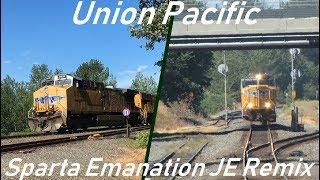 Union Pacific Railroad Has a Sparta Emanation JE Remix
