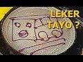 Download lagu Nonton Abang Leker Menggambar Lucu di Kue Leker