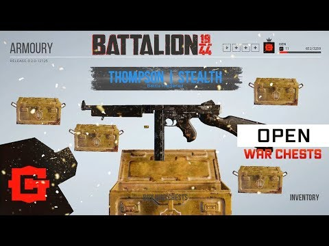 Battalion 1944 open case thumbnail