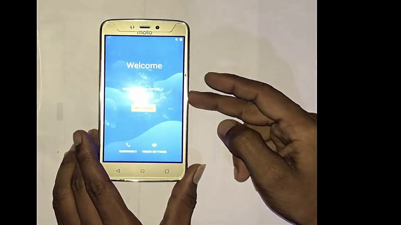 Moto C Plus XT1721 Flashing And Dead Repair Without any box
