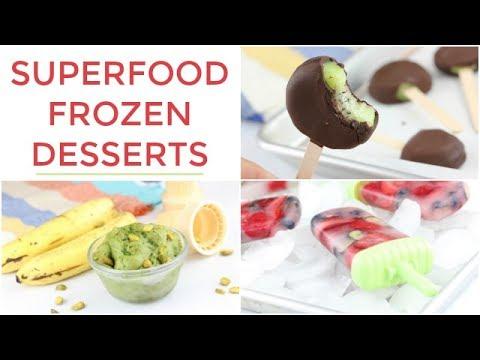 6 DIY Healthy Summer Treat Recipes   Collab w/ Health Nut Nutrition!