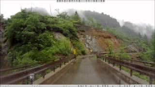 【険道ドライブ】白神山地・県道317号線(西目屋二ツ井線)・秋田 PR317