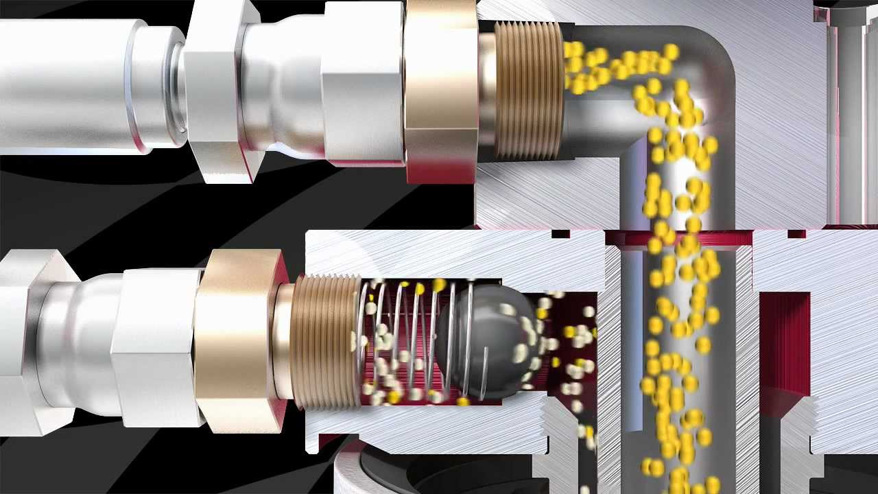 Fass Fuel Pump Animation Youtube