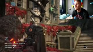 Ess MooMooMiLK Live Gears of War 4 Commentary on New Maps Amazing Gameplay