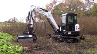 Bobcat Flail Mower Attachment Thumbnail