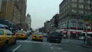 Driving in Manhattan 蘇豪區 (Eng)