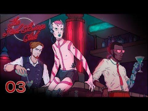 THE RED STRINGS CLUB - 03 - Drôles De Clients