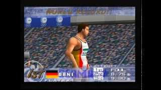 International Track and Field (N64) - Championship - 11.238 Points