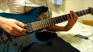 ナノ Feat. MY FIRST STORY / SAVIOR OF SONG (Guitar Cover)