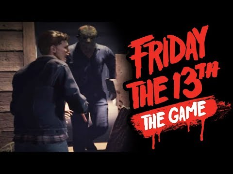 FRIDAY THE 13th - TOMMY JARVIS VS ROY! - VIERNES 13 GAMEPLAY ESPAÑOL