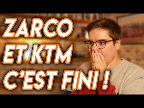 JOHANN ZARCO ET KTM : C'EST FINI !