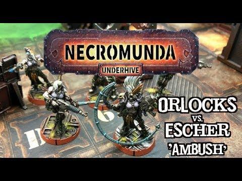 Necromunda: Underhive (2017) - Turf War - Cycle 2D - 'Ambush'