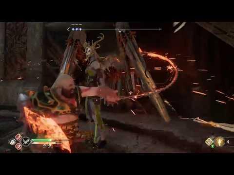 God of War 2018 Valkyrie Rota Fight Music
